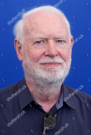 Stock Photo of David Stratton