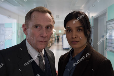 (Ep 1) - Danny Webb as Ds Rory Maxwell and Shelley Conn as Di Vanessa Harmon.