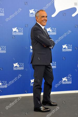 Stock Photo of Giuseppe Piccioni