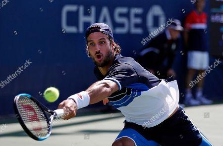 Editorial photo of US Open Tennis, New York, USA - 30 Aug 2017