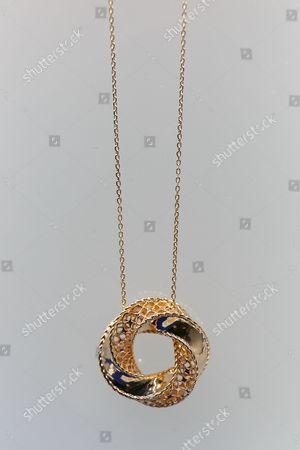 bb7094f8dbb A Kuwayama Collection 2017 (3D Technology)   Algorithm   jewelry on display