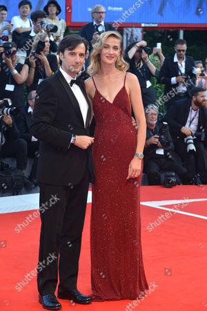 Matteo Ceccarini and Eva Riccobono
