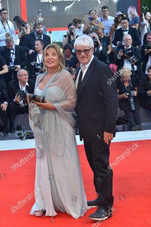 Simona Izzo and Ricky Tognazzi
