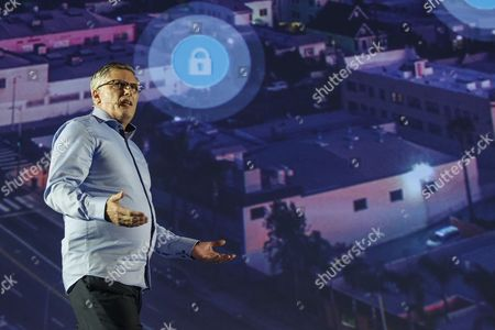 Editorial photo of Samsung press conference at the IFA in Berlin, Germany - 30 Aug 2017