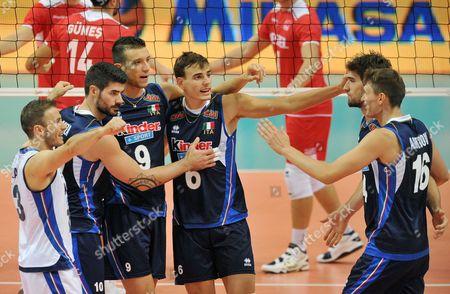 Mazzone Daniele, Giannelli Simone, Lanza Filippo Antonov Oleg of Italy