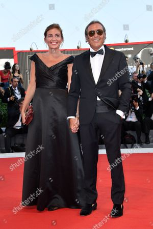 Editorial picture of 'Downsizing' premiere and Opening Ceremony, 74th Venice International Film Festival, Italy - 30 Aug 2017
