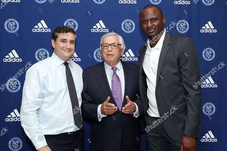Editorial photo of NYCFC House #nycfchouse Opening at 446 W 14th St, New York, USA - 30 Aug 2017