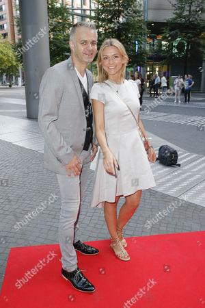Andre Franke, Linda Hesse