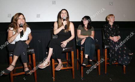 Kirsten Schaffer, Lake Bell, Amanda Marshall, Miranda Bailey