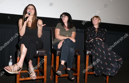 Editorial picture of 'I Do...Until I Don't' Women in film Screening and Q&A, Los Angeles, USA   - 29 Aug 2017