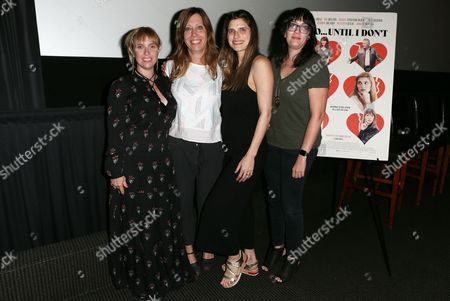 Editorial image of 'I Do...Until I Don't' Women in film Screening and Q&A, Los Angeles, USA   - 29 Aug 2017