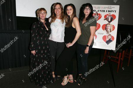 Stock Picture of Miranda Bailey, Kirsten Schaffer, Lake Bell, Amanda Marshall