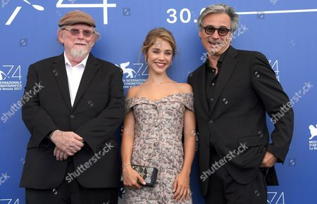 Editorial picture of Venice Film Festival 2017, Italy - 31 Aug 2017