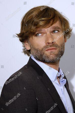 Stock Picture of Olivier Adam