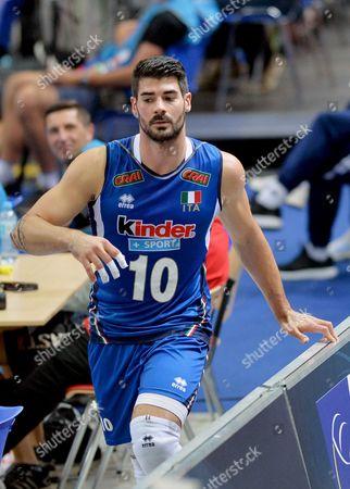 Filippo Lanza of Italy
