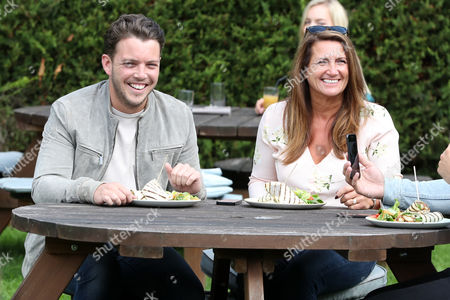James Bennewith and Wendy Edgar