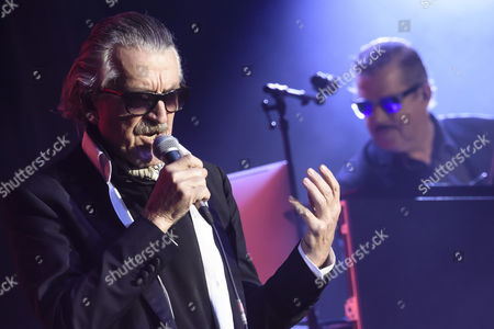 Dieter Meier and Boris Blank