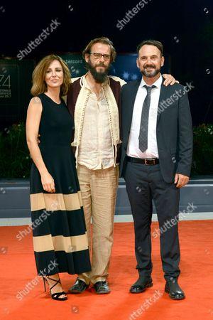 Valentina Carnelutti, Andrea Segre, Giuseppe Battiston
