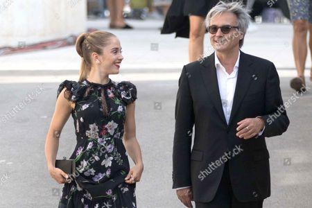 Editorial image of 'Especes Menacees' premiere, 74th Venice Film Festival, Italy - 31 Aug 2017