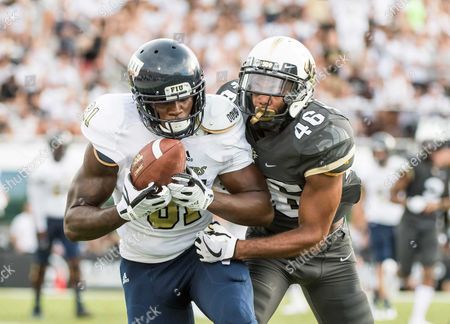 Editorial picture of NCAA Football Florida International vs Central Florida, Orlando, USA - 31 Aug 2017