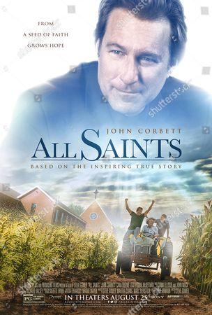 All Saints (2017) Poster Art. John Corbett, Barry Corbin, Nelson Lee