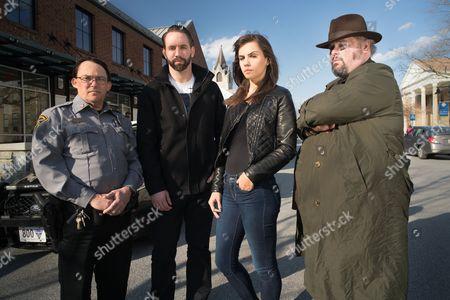 """Editorial photo of """"Ghosts Of Shepherdstown"""" (Season 2) TV Series - 2017"""