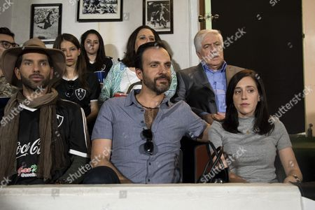 Arap Bethke, Antonio de la Vega, Juan Luis Orendain, Mariana Treviño