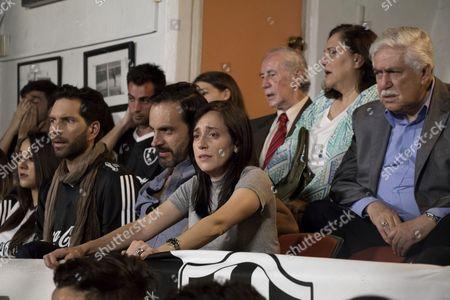"""Editorial image of """"Club De Cuervos"""" (Season 3) TV Series - 2017"""