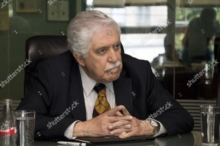 """Editorial photo of """"Club De Cuervos"""" (Season 3) TV Series - 2017"""