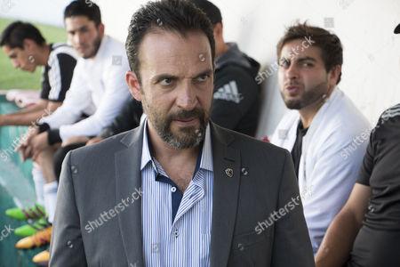 Stock Photo of Antonio de la Vega