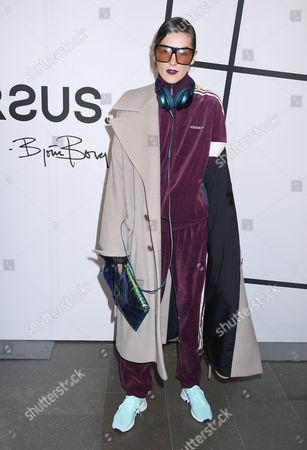Editorial photo of Bjorn Borg show, Stockholm Fashion Week, Kungliga Tennishallen, Sweden - 30 Aug 2017