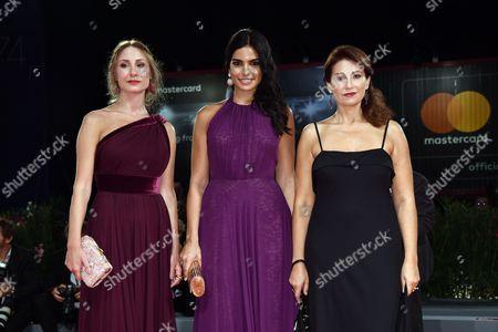 Diamand Abou Abboud, Rita Hayek, Christine Choueiri