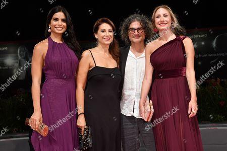 Rita Hayek, Ziad Doueiri, Christine Choueiri, Diamand Abou Abboud