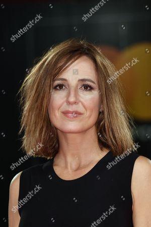Stock Image of Valentina Carnelutti