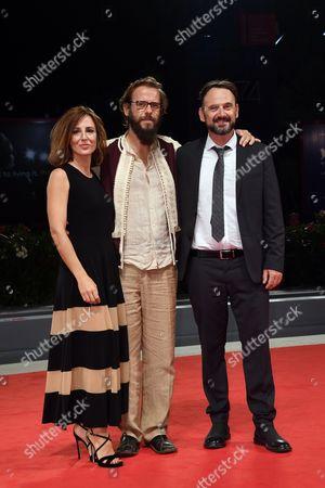 Editorial image of 'L'Ordine delle Cose' premiere, Venice Film Festival, Italy - 31 Aug 2017