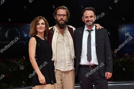 Editorial picture of 'L'Ordine delle Cose' premiere, Venice Film Festival, Italy - 31 Aug 2017