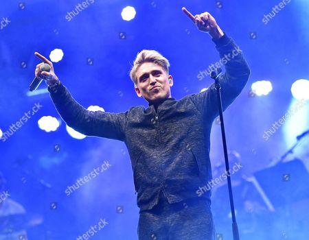 Editorial photo of RIX FM festival, Kings Garden, Stockholm - 30 Aug 2017