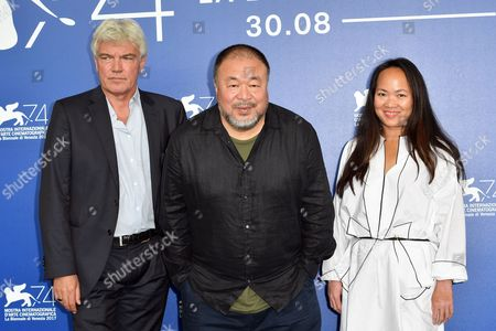 Ai Weiwei, Chin-Chin Yap, Heinz Georg Kramm Deckert