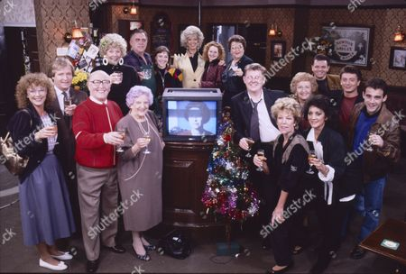 "Editorial picture of ""Coronation Street"" TV Series - 1991"