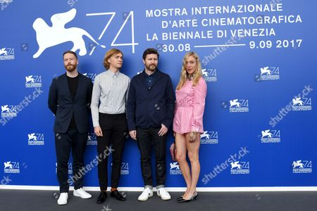 Editorial image of 'Lean On Pete' photocall, 74th Venice International Film Festival, Italy - 01 Sep 2017