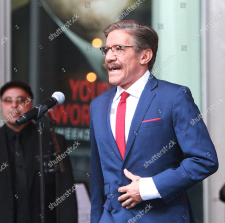 Stock Photo of Geraldo Rivera