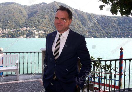 Editorial picture of Forum The European House - Ambrosetti in Cernobbio, Italy - 01 Sep 2017