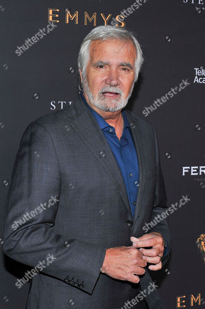 John McCook attends The Television Academy's 2017 Daytime Television Peer Group Celebration at the Saban Media Center, in North Hollywood, Calif