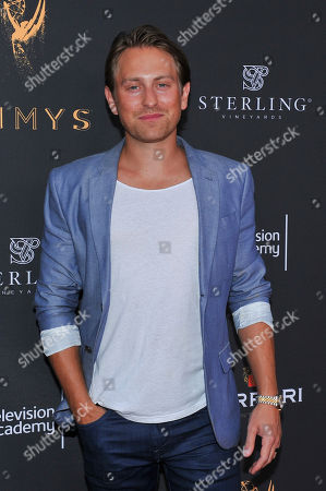 Eric Nelsen attends The Television Academy's 2017 Daytime Television Peer Group Celebration at the Saban Media Center, in North Hollywood, Calif