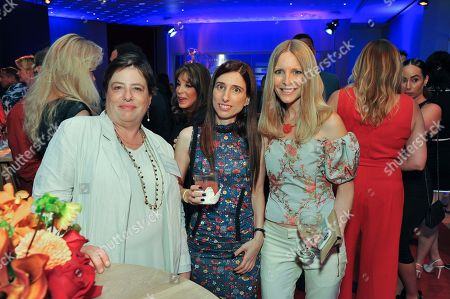 Ann Willmott, Sara Bibel, Lauralee Bell-Martin Ann Willmott, Sara Bibel and Lauralee Bell-Martin attend The Television Academy's 2017 Daytime Television Peer Group Celebration at the Saban Media Center, in North Hollywood, Calif
