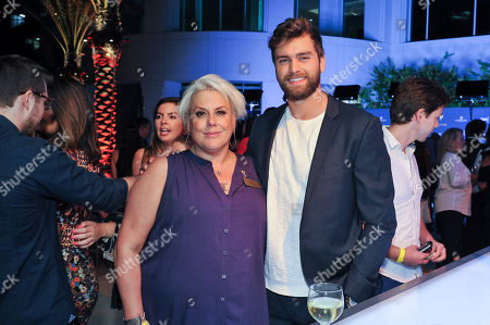 Eva Basler, Pierson Fode Eva Basler and Pierson Fode attend The Television Academy's 2017 Daytime Television Peer Group Celebration at the Saban Media Center, in North Hollywood, Calif