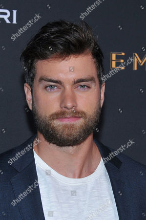 Pierson Fode attends The Television Academy's 2017 Daytime Television Peer Group Celebration at the Saban Media Center, in North Hollywood, Calif