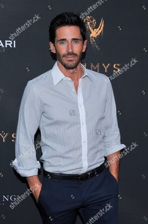 Brandon Beemer attends The Television Academy's 2017 Daytime Television Peer Group Celebration at the Saban Media Center, in North Hollywood, Calif