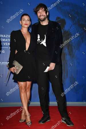 Emma Marrone and Francesco Vezzoli