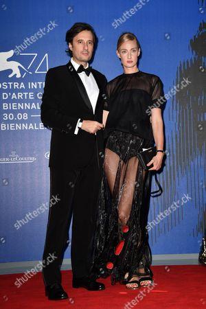Eva Riccobono and Matteo Ceccarini